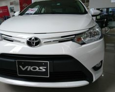 Toyota Vios 1.5E CVT 2018 số tự động giá tốt nhất Miền Nam, trả góp 90%, ưu đãi 50 triệu giá 515 triệu tại Tp.HCM