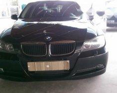 Cần bán BMW 3 Series 320i đời 2007, màu đen, giá chỉ 500 triệu giá 500 triệu tại Tp.HCM