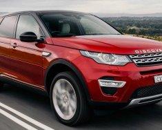 Bán giá xe LandRover Discovery Sport HSE 2017 màu đỏ, xe nhập giao ngay 0918842662 giá 3 tỷ 199 tr tại Tp.HCM