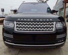 Bán giá xe LandRover Range Rover Autobiography 2014, màu đen, ít sử dụng giá 5 tỷ 680 tr tại Tp.HCM