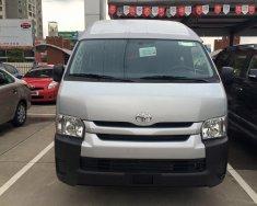 Toyota Hiace - Xe nhập khẩu, 16 chỗ động cơ xăng - Hỗ trợ trả góp - Đại lý Toyota Mỹ Đình/ hotline: 0976112268 giá 1 tỷ 100 tr tại Hà Nội