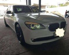 Cần bán gấp BMW 7 Series 740li đời 2010, màu trắng giá 1 tỷ 350 tr tại Tp.HCM