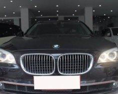 Cần bán BMW 7 Series 750Li năm 2009, màu đen, nhập khẩu giá 1 tỷ 950 tr tại Hà Nội