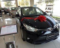 Toyota Hải Dương bán Vios E, màu đen giá 499 triệu tại Hưng Yên