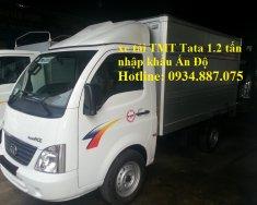 bán xe tải tmt tata 1.2 tấn - 1t2 - 1.2 tân nhập khẩu nguyên chiếc Ấn Độ giá 248 triệu tại Tp.HCM