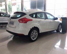 Bán Ford Focus Trend 1.5L 2017, màu trắng, giá tốt giá 605 triệu tại Đà Nẵng