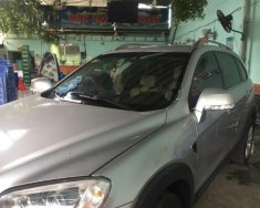 Bán Chevrolet Captiva Maxx LTZ đời 2010, màu bạc giá 365 triệu tại Tp.HCM