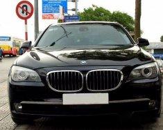 Bán BMW 7 Series 750Li đời 2009, màu đen, nhập khẩu giá 1 tỷ 670 tr tại Hà Nội