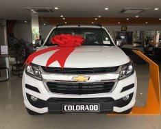 Chevrolet Colorado 120tr trả trước đã bao thuế giá 839 triệu tại Tp.HCM