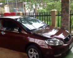 Bán Toyota Corolla J 1.3 MT đời 2003, màu đỏ giá 230 triệu tại BR-Vũng Tàu
