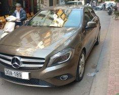 Cần bán xe Mercedes A200 nhập khẩu 2014, màu xám (ghi), nhập khẩu, giá cạnh tranh giá 890 triệu tại Hà Nội