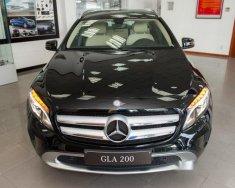 Cần bán Mercedes GLA200 AT sản xuất 2017, màu đen, nhập khẩu nguyên chiếc giá 1 tỷ 519 tr tại Tp.HCM