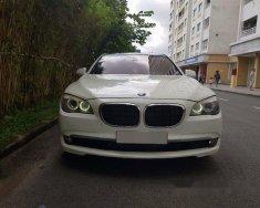 Cần bán gấp BMW 7 Series 740Li đời 2010, màu trắng, xe nhập giá 1 tỷ 350 tr tại Tp.HCM