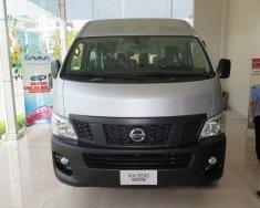 Cần bán xe Nissan Urvan 350  MT đời 2017, màu bạc giá 1 tỷ 95 tr tại Hà Nội
