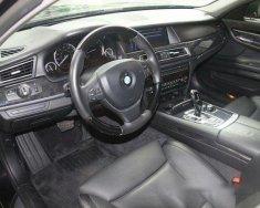 Bán BMW 7 Series 750Li đời 2009, màu đen, nhập khẩu nguyên chiếc giá 1 tỷ 950 tr tại Hà Nội