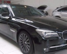 Cần bán gấp BMW 7 Series 750Li đời 2009, màu đen, xe nhập số tự động giá 1 tỷ 550 tr tại Hà Nội