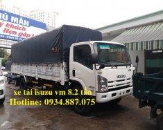 Cần bán xe tải Isuzu 8.2 tấn (8T2) FV129 thùng dài 7.1m, lắp ráp trong nước giá 700 triệu tại Tp.HCM