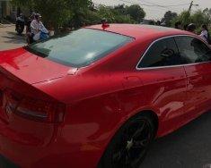 Bán ô tô Audi A5 2.0 sline năm 2010, màu đỏ, nhập khẩu nguyên chiếc, giá chỉ 920 triệu giá 920 triệu tại Hải Phòng