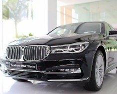 Bán BMW 7 Series 740Li đời 2017, màu đen giá 4 tỷ 998 tr tại Tp.HCM