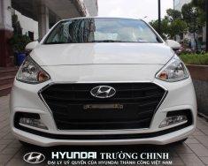 Showroom Hyundai Quận 4/ Tân Bình: Hyundai i10 Sedan 2018. Bán trả góp từ 100 - 120 triệu giá 350 triệu tại Tp.HCM