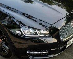 Cần bán lại xe Jaguar XJ 5.0 Autobiography 2015, màu đen, nhập khẩu nguyên chiếc giá 4 tỷ 650 tr tại Tp.HCM