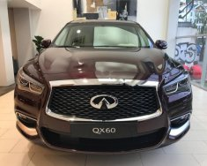 Bán xe Infiniti QX60 đời 2017, màu nâu, xe nhập giá 3 tỷ 99 tr tại Hà Nội