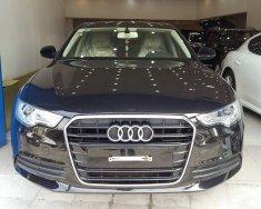 Cần bán xe Audi A6 sx 2014, màu đen, tên công ty giá 1 tỷ 520 tr tại Hà Nội