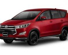 Cần bán xe Toyota Innova 2.0 Ventuner màu đỏ giá 824 triệu tại Tp.HCM