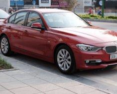 Cần bán lại xe BMW 3 Series 328i đời 2012, màu đỏ xe gia đình giá 920 triệu tại Hà Nội