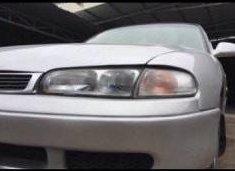 Bán ô tô Mazda 626 đời 1995, màu bạc, nhập khẩu nguyên chiếc giá 100 triệu tại Lâm Đồng