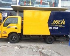 Xe tải KIA thùng kín tôn đen 2 tấn 3 sơn màu theo yêu cầu giá 334 triệu tại Tp.HCM