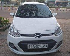 Bán ô tô Hyundai Grand i10 đời 2016, màu trắng xe gia đình giá 400 triệu tại Bình Phước