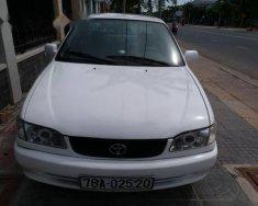 Bán Toyota Corolla 1.3 2001, màu trắng giá 169 triệu tại BR-Vũng Tàu