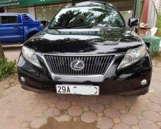 Cần bán xe Lexus RX 350 2011, màu đen giá 2 tỷ 10 tr tại Hà Nội