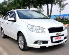 Bán xe Chevrolet Aveo LTZ 1.5AT đời 2014, màu trắng, giá chỉ 365 triệu giá 365 triệu tại Tp.HCM