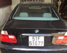 Cần bán lại xe BMW 3 Series 318i đời 2002, màu đen, xe nhập số tự động, giá chỉ 230 triệu giá 230 triệu tại Bình Dương