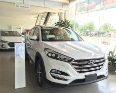 Bán Hyundai Tucson 2.0AT 2018 tiêu chuẩn, máy xăng, màu trắng, giá tốt từ 768tr, trả góp 85% xe, ĐT: 0941.46.22.77 giá 768 triệu tại Đắk Lắk