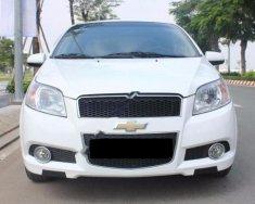 Cần bán xe Chevrolet Aveo LTZ năm 2014, màu trắng giá 345 triệu tại Tp.HCM
