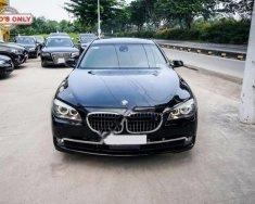 Bán ô tô BMW 7 Series 750Li đời 2009, màu đen, nhập khẩu giá 1 tỷ 350 tr tại Tp.HCM