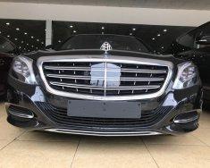 Bán Mercedes S500 Maybach đời 2016, màu đen, nhập khẩu nguyên chiếc giá 9 tỷ 500 tr tại Hà Nội