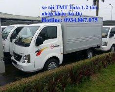 Bán xe tải 1.2 tấn Tata Ấn Độ – xe tải nhẹ TMT Tata 1.2 tấn (1T2) nhập khẩu giá 275 triệu tại Tp.HCM