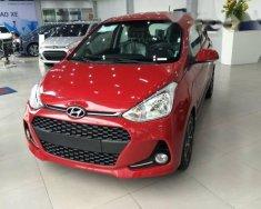 Bán xe Hyundai Grand i10 sản xuất 2017, màu đỏ, giá tốt giá 407 triệu tại Bình Phước