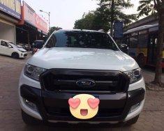 Bán Ford Ranger 3.2 Wildtrak đời 2015, màu trắng giá 780 triệu tại Hà Nội