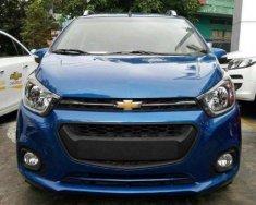 Bán xe Chevrolet Spark LT năm 2018, màu xanh lam, 359tr giá 359 triệu tại Tp.HCM