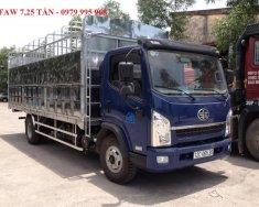 Faw 7,25 tấn thùng dài 6m3,máy khỏe cầu to.Hotline 0979 995 968 giá 459 triệu tại Hà Nội