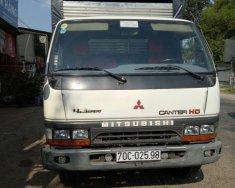 Xe tải cũ Misubishi 4 tấn đời 2008 đóng thùng toàn bộ bằng inox giá 360 triệu tại Tp.HCM