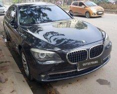 Cần bán xe BMW 7 Series 750Li đời 2010, màu đen, nhập khẩu giá 1 tỷ 580 tr tại Hà Nội