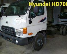 Bán xe tải Hyundai HD800 - 8 tấn trả trước 80 triệu nhận xe ngay giá 350 triệu tại Tp.HCM