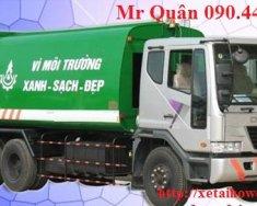 Cần bán xe cuốn ép chở rác Daewoo 20 khối, giá rẻ giá 960 triệu tại Hà Nội