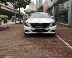 Cần bán ô tô Mercedes Benz S500L, màu trắng giá 5 tỷ 500 tr tại Hà Nội